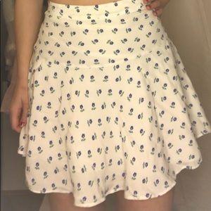 Summery Jack Wills Floral Skirt